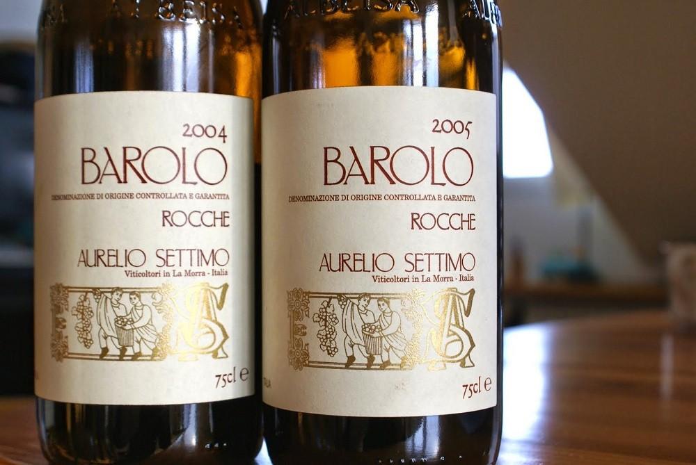 Алкоголь из Италии