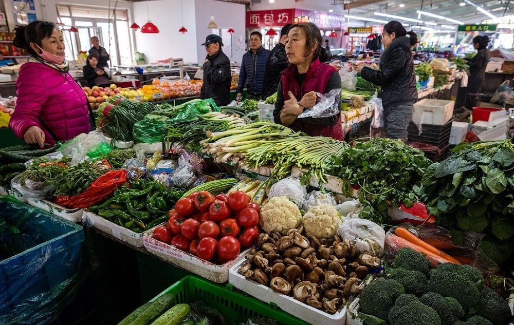 Рынки в Китае