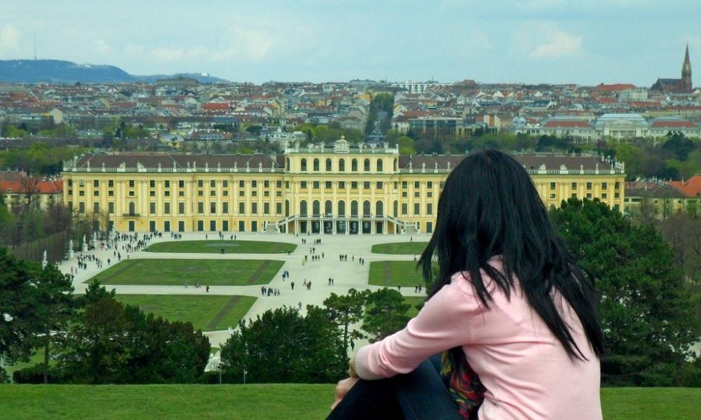 Шенбрунн – резиденция Габсбургов