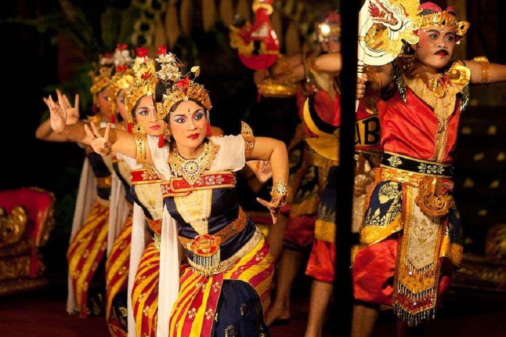 Праздник на Бали