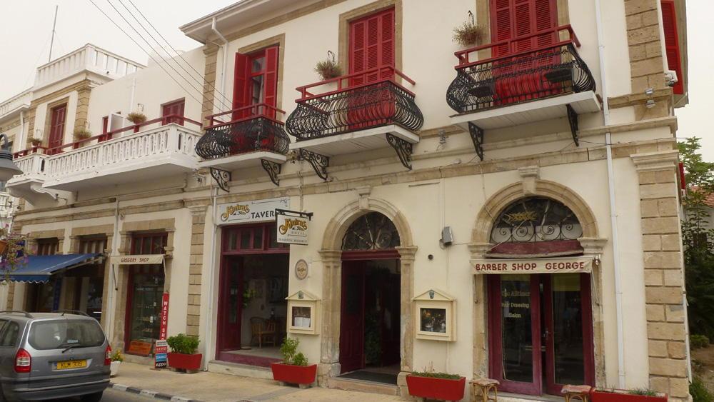 элитный курорт на Кипре