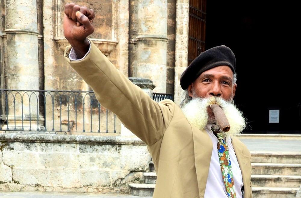 Кубинцы – яркий народ