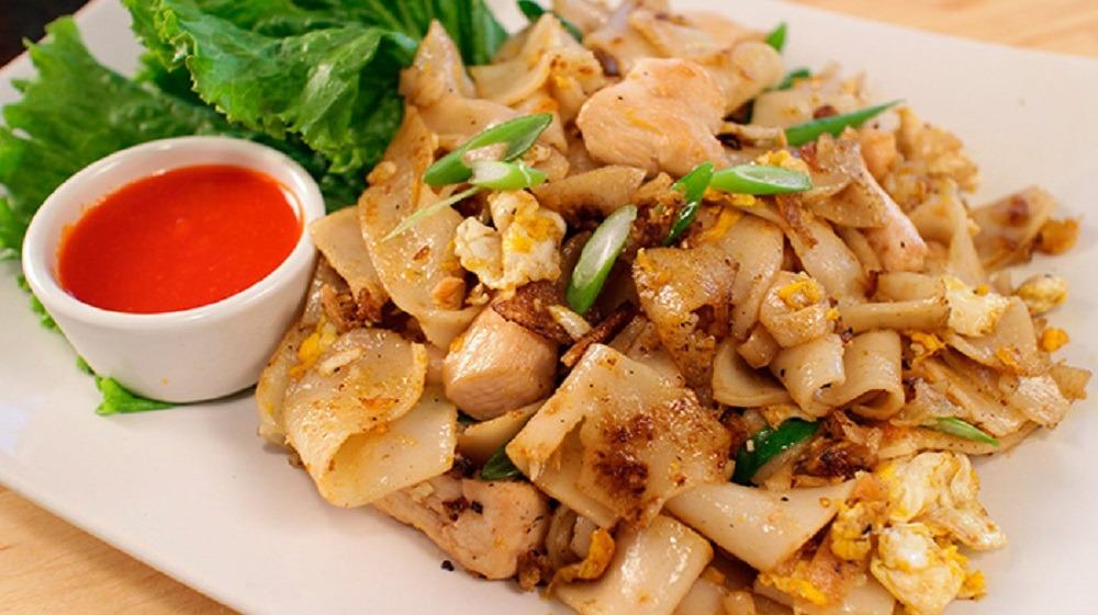 Пад Си Эйю – рисовая лапша
