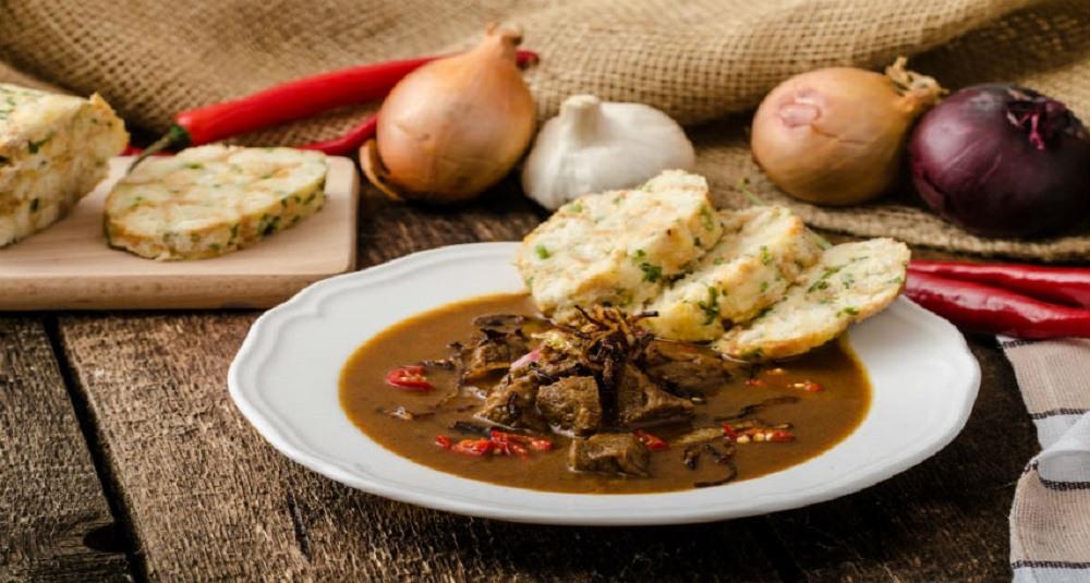 Чешские традиционные блюда