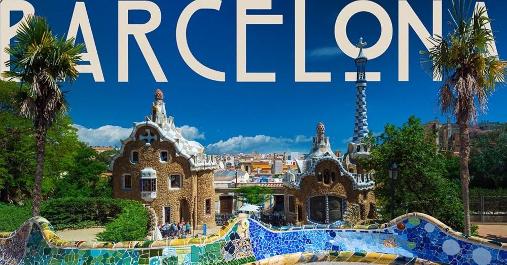 туристический поток в Барселону