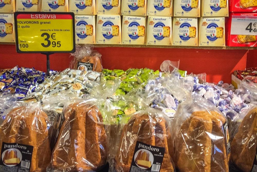 Сколько стоят продукты в магазинах