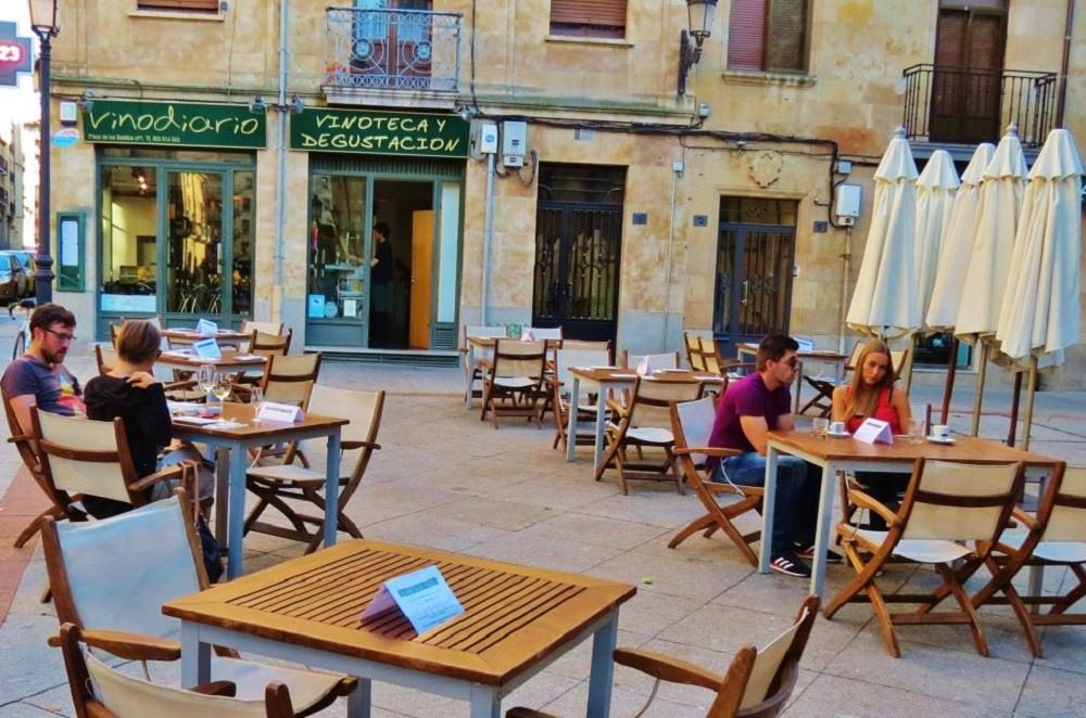 Недорогое кафе в Испании