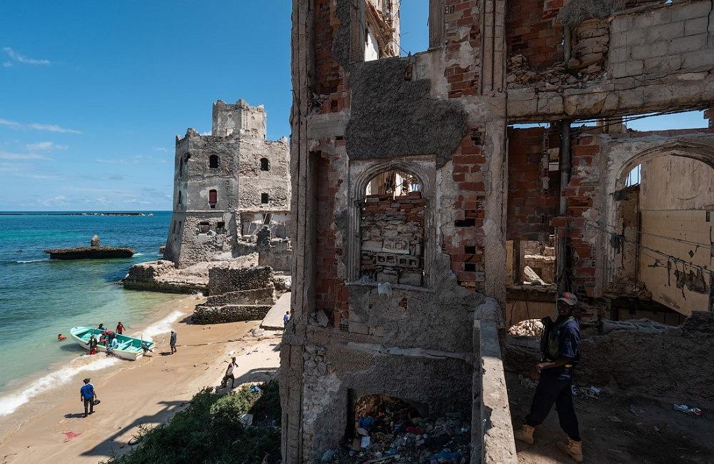 Welcome to Mogadishu