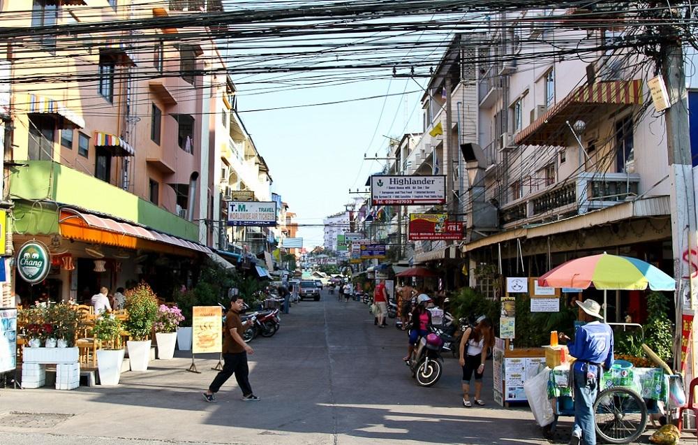 Паттайя – самый шумный курорт Таиланда