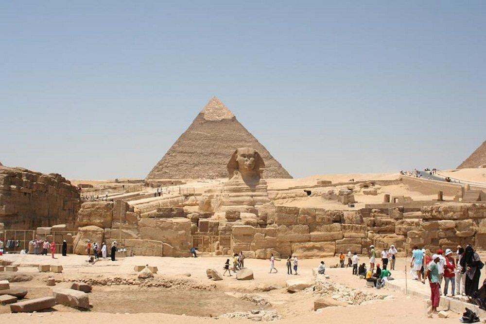 рейсы из России в Египет