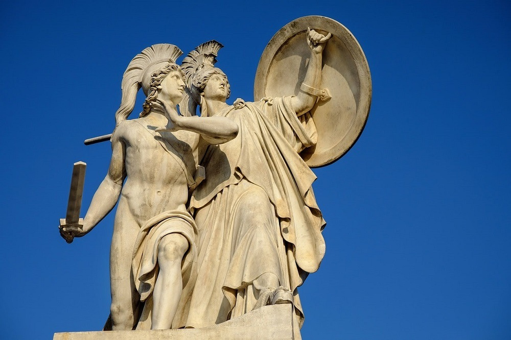 Скульптура Греция