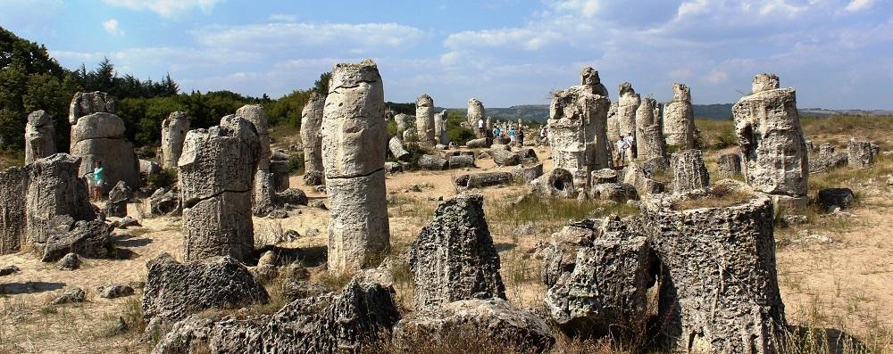 Вбитые камни Варна