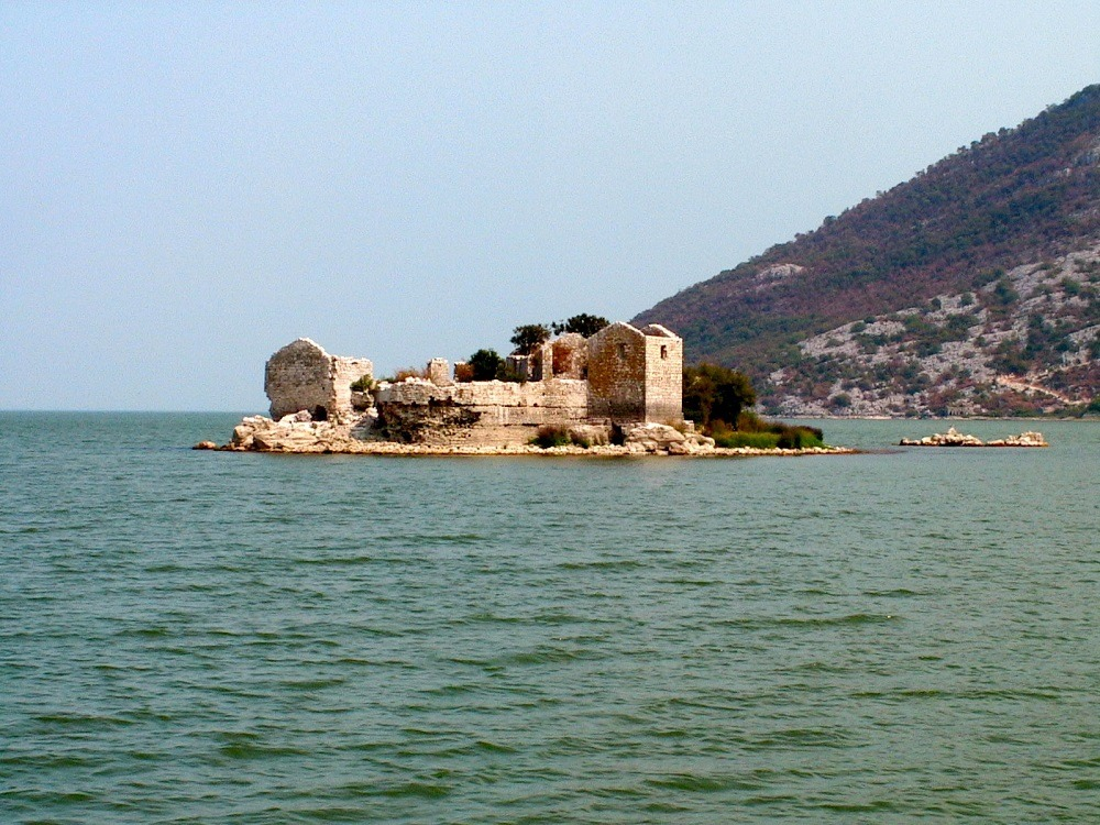 Остров Грможур