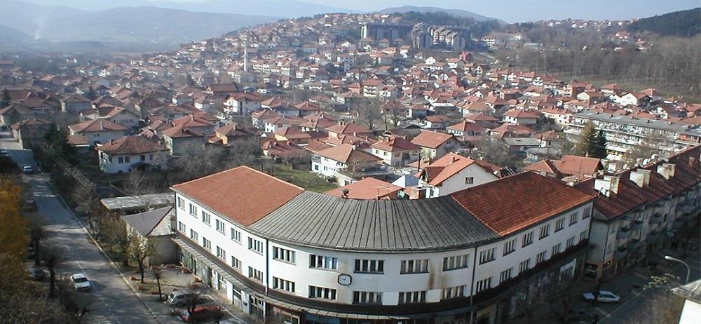 Город Плевля