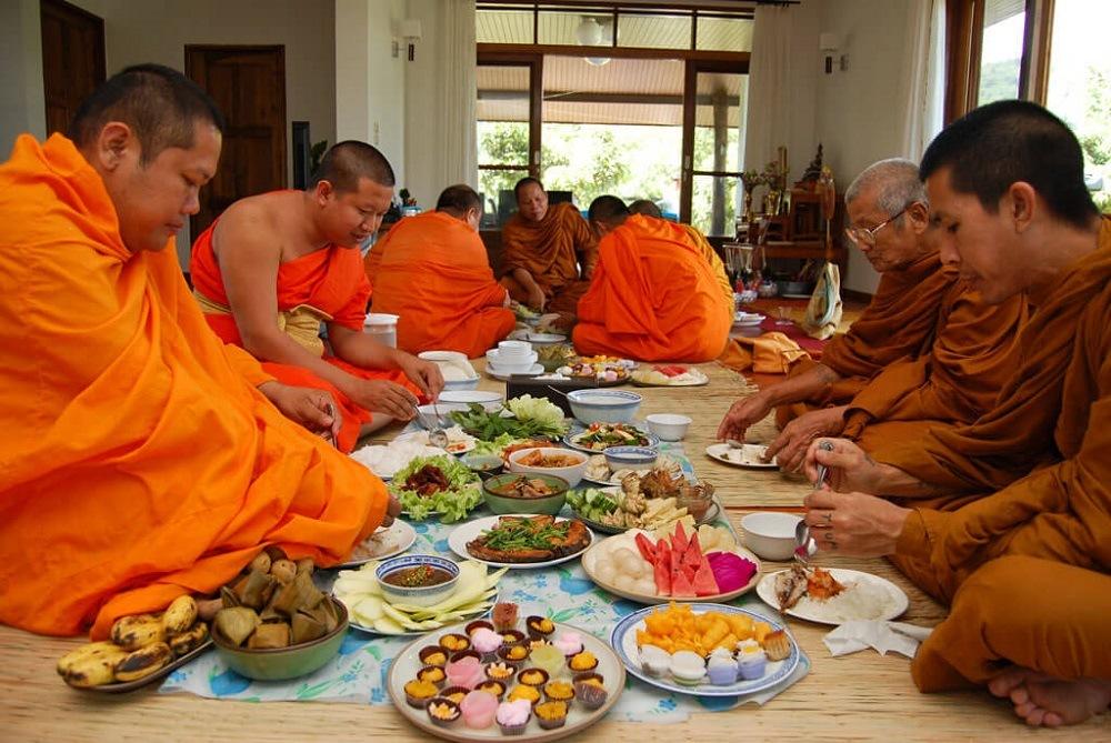 Тайцы – буддисты