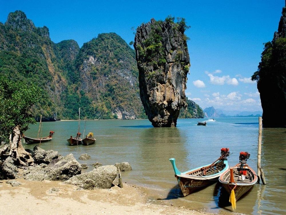 найти горящие туры в Таиланд