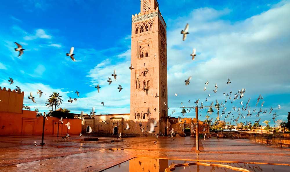 климат в Касабланке