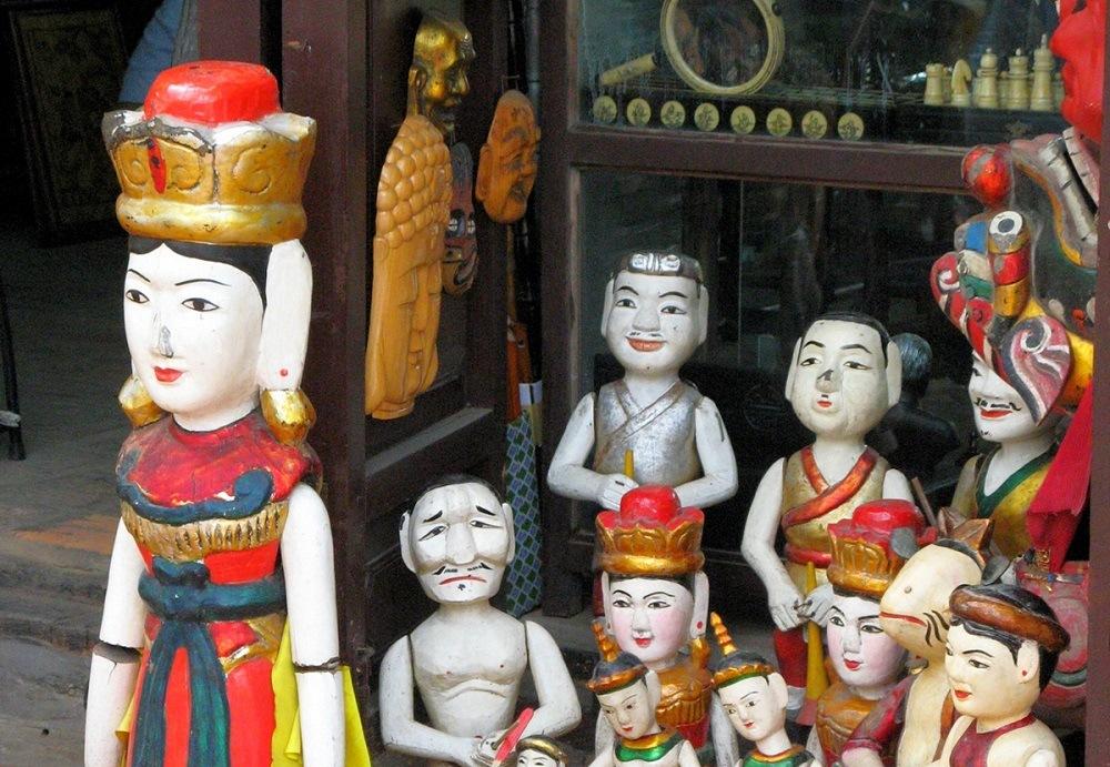 Купить сувенир во Вьетнаме