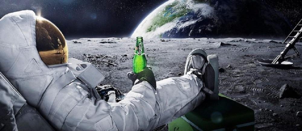 Туристы в космосе
