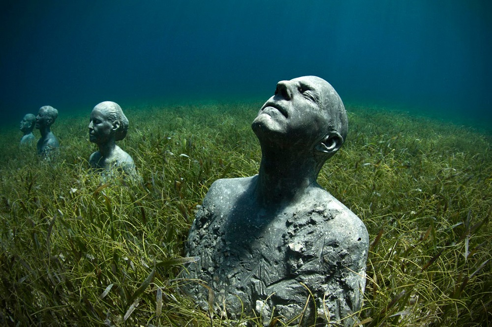 Подводный музей в Айя-Напе