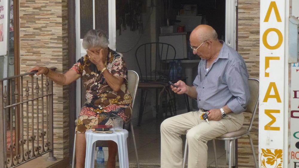 Киприоты фото