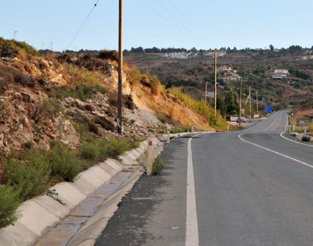 Левостороннее движение на Кипре