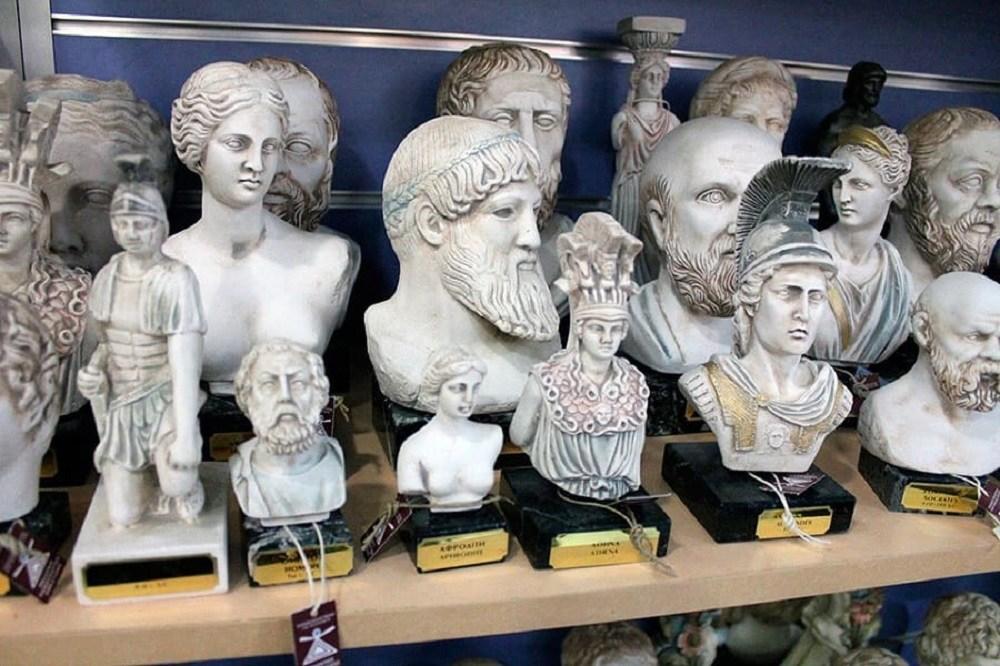 Фигурки из Греции