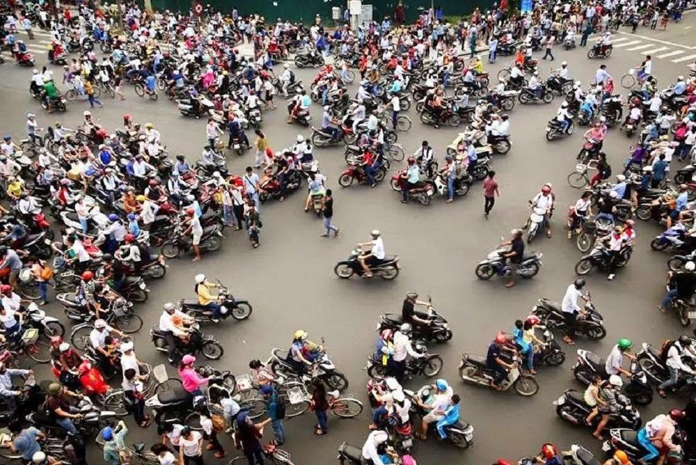 Мотобайки Вьетнам