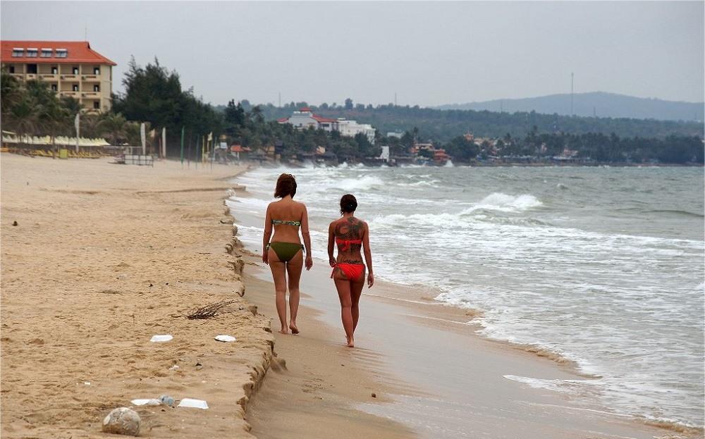 Вьетнам июль