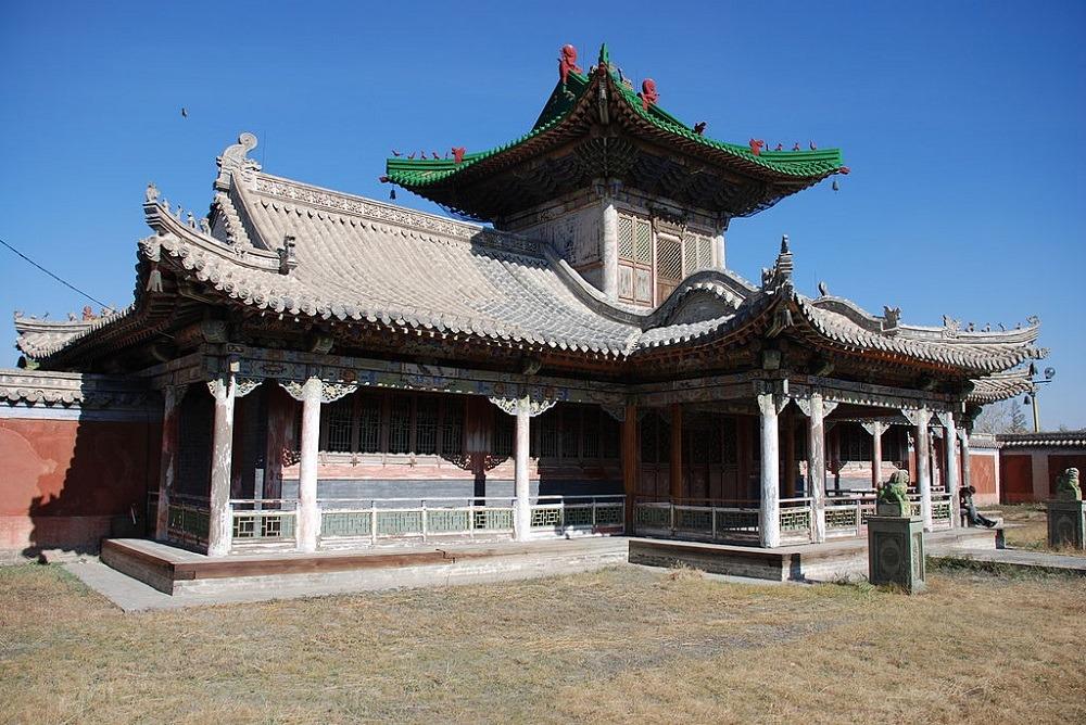 Необычная Монголия