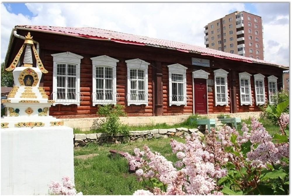 Дом-музей Рериха