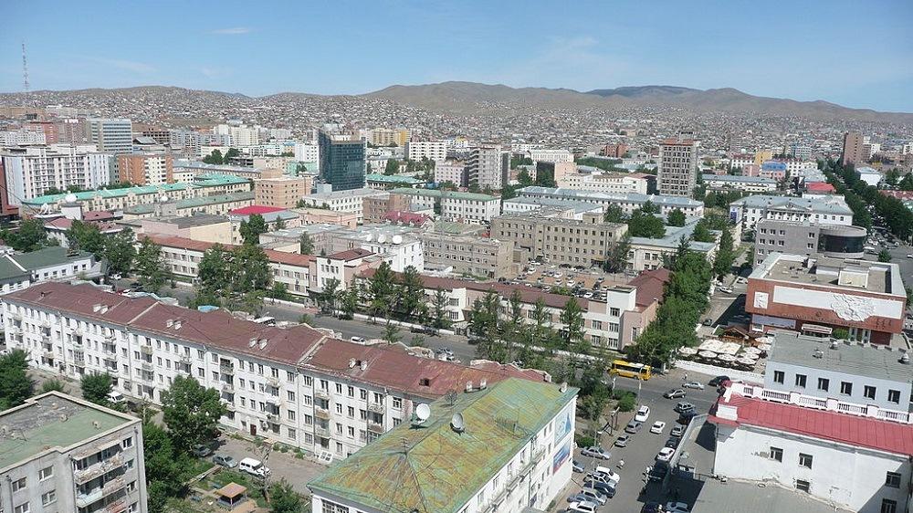 Монголия столица