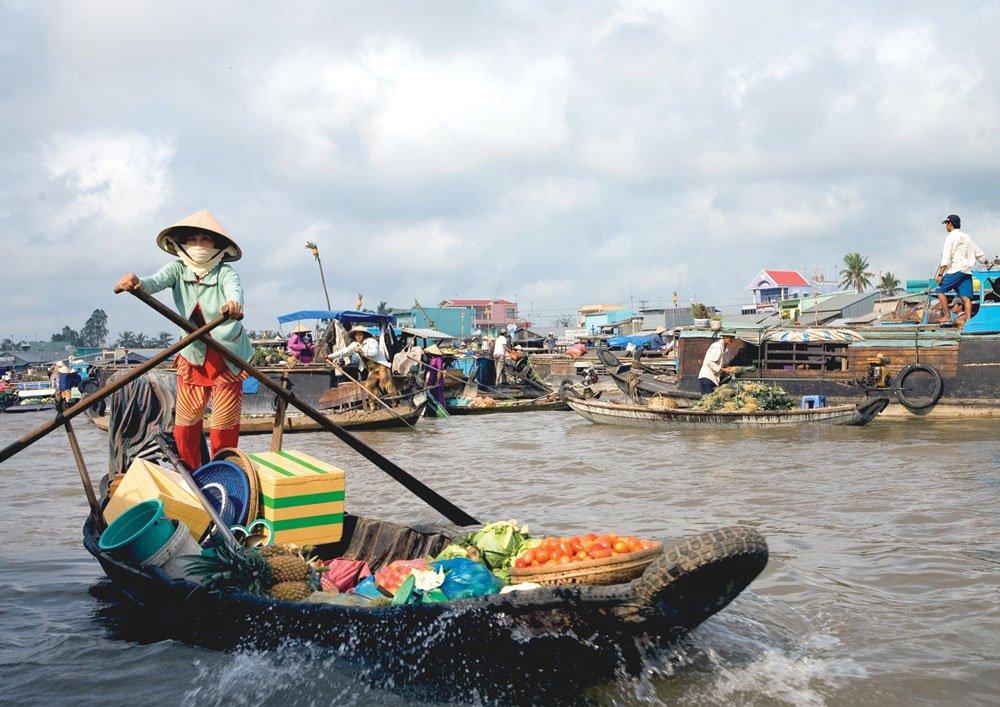 Туризм Вьетнама
