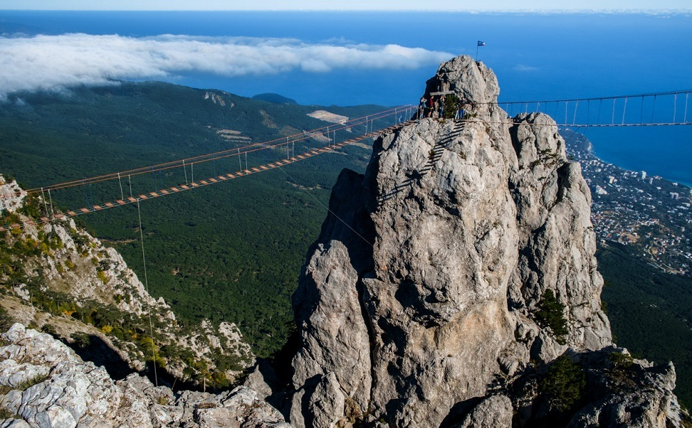 Гора Ай-Петри