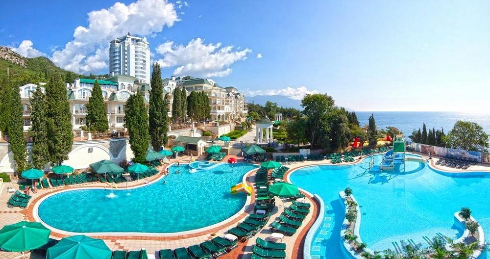 Лучшие отели Ялты