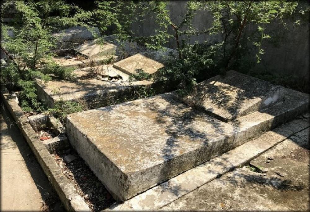 Советские могилы в Тунисе