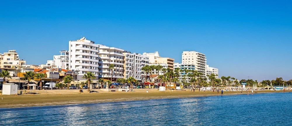 Курорт Ларнака Кипр