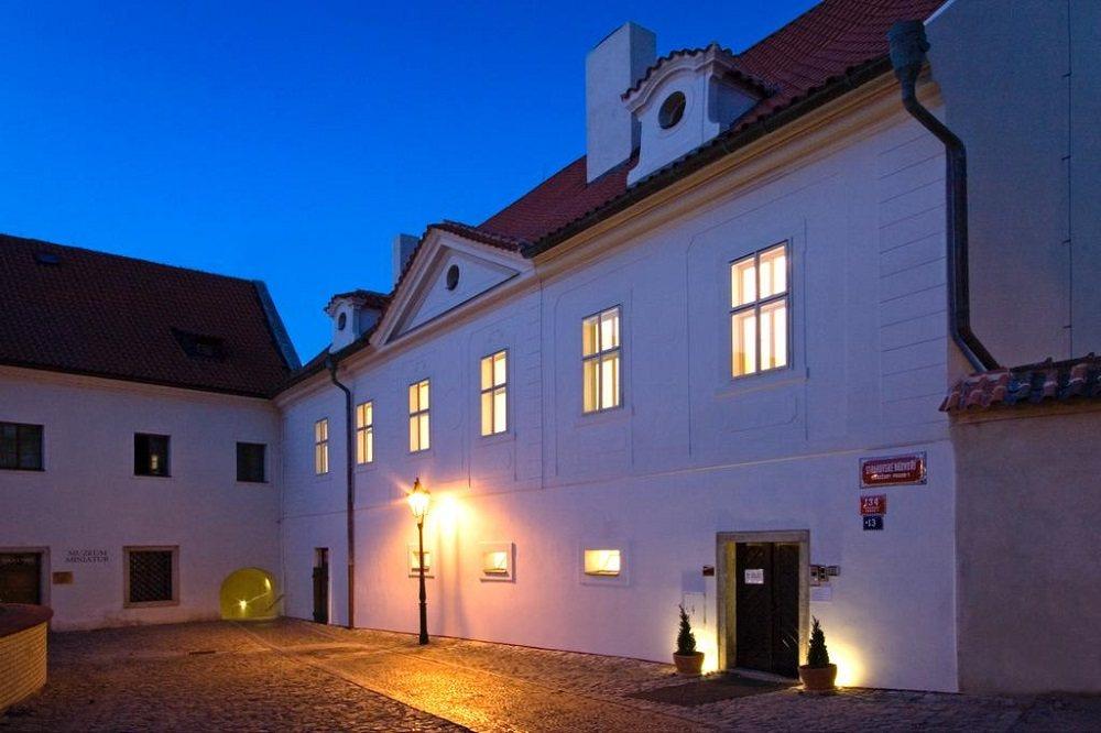 Monastery Hotel Prague