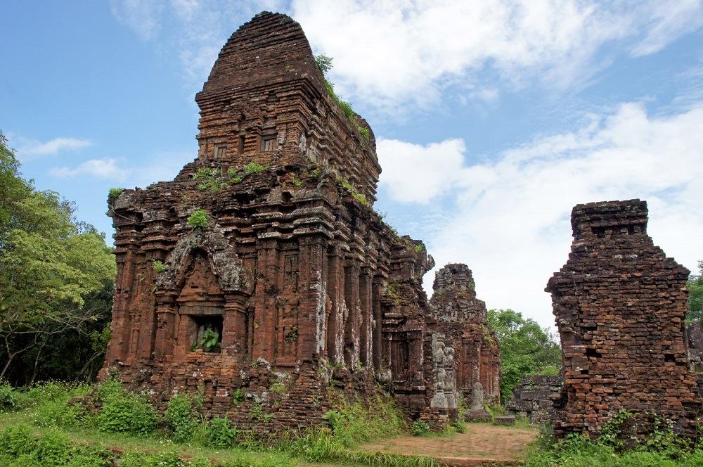 Руины города Мишон