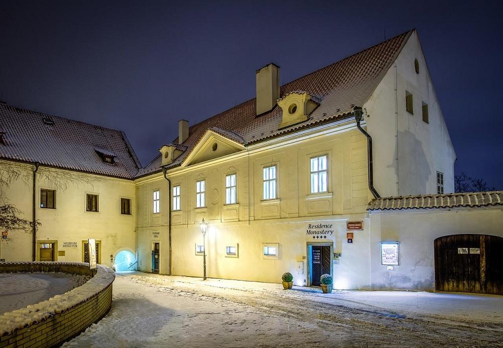 Отель при монастыре Прага