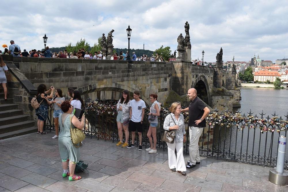 Экскурсионный тур в Прагу