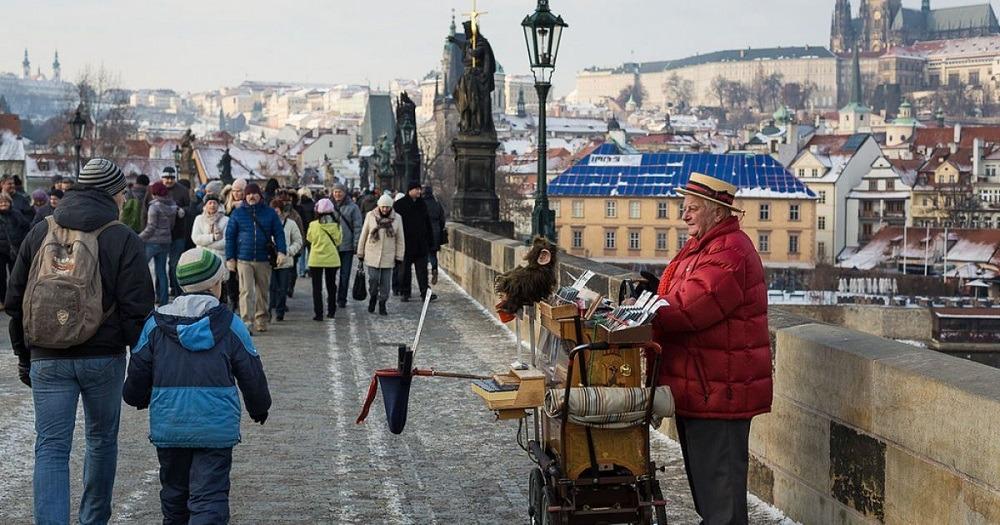 Купить тур в Прагу