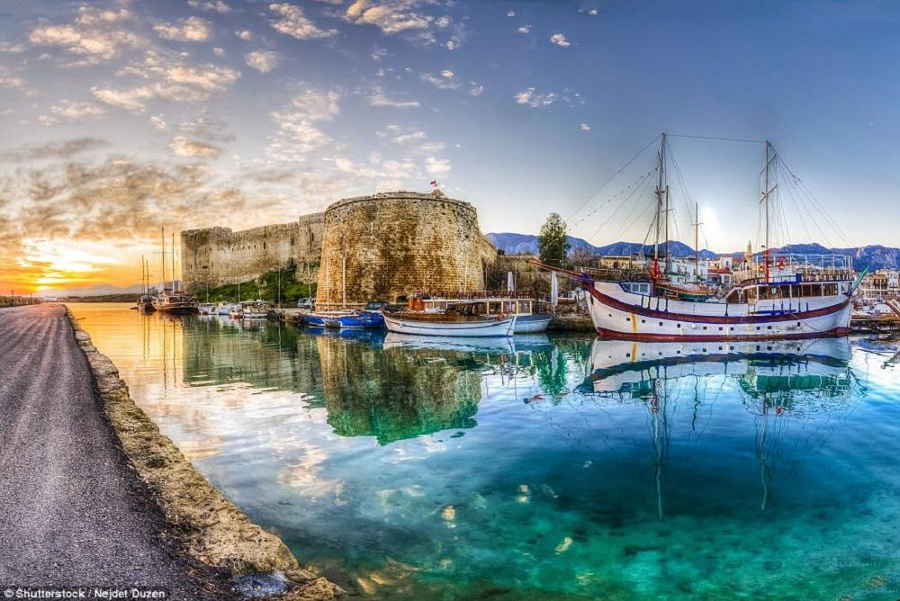 Где купить туры на Кипр недорого