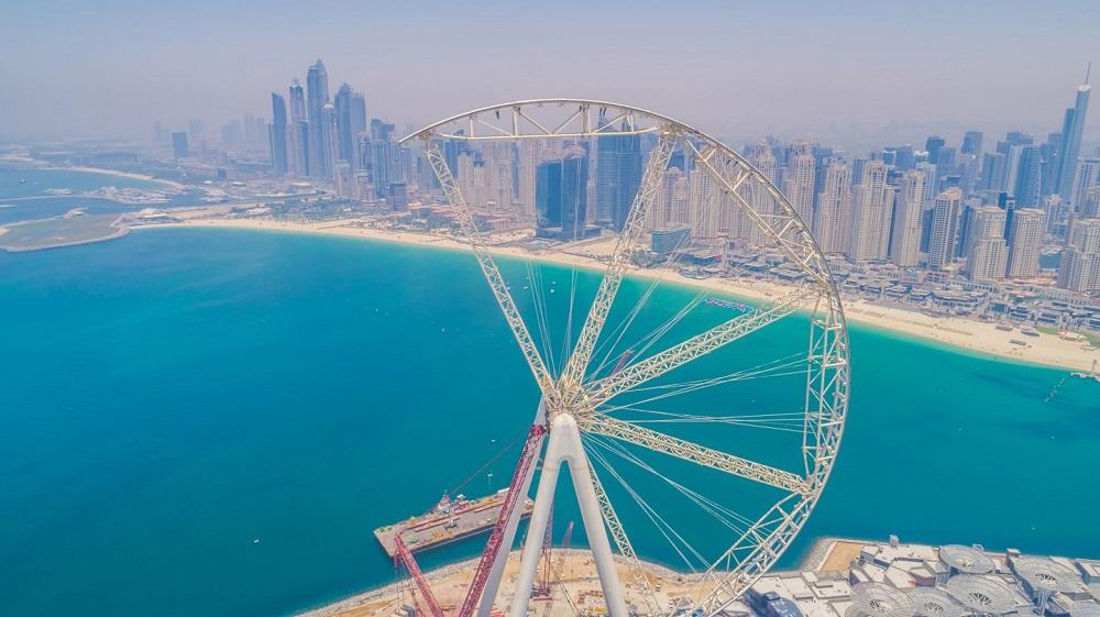Аттракцион Дубай