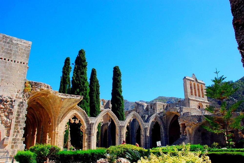 курорт на Турецкой части Кипра