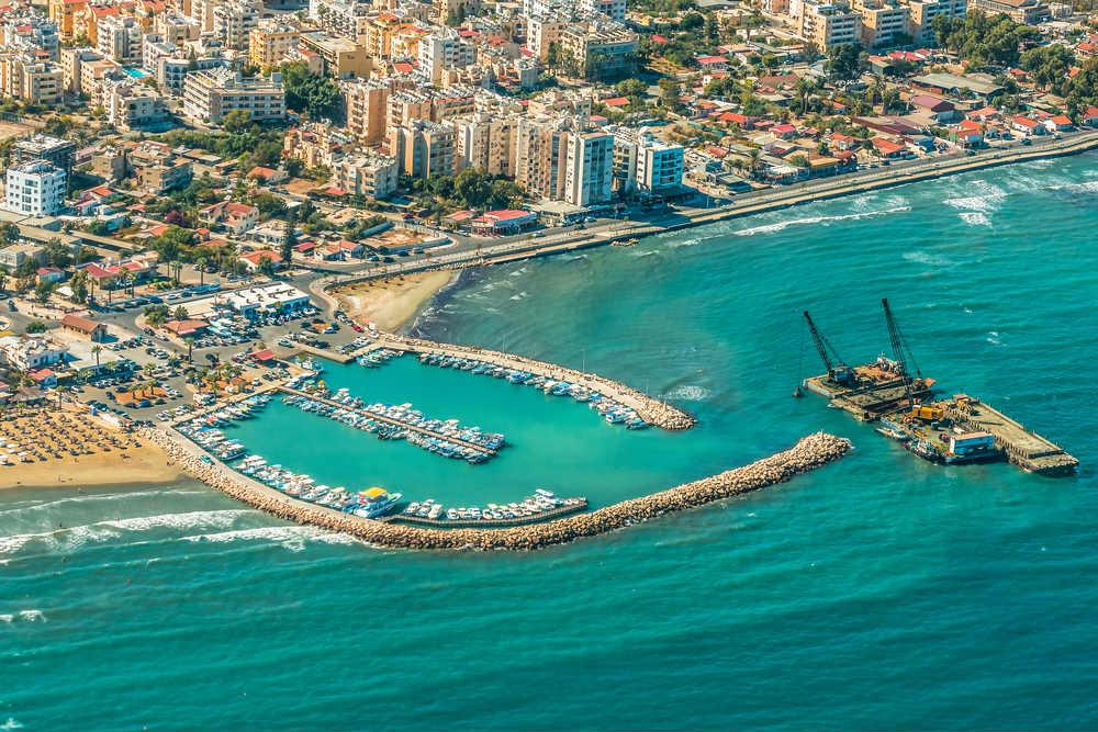 Ларнака курорт Кипра