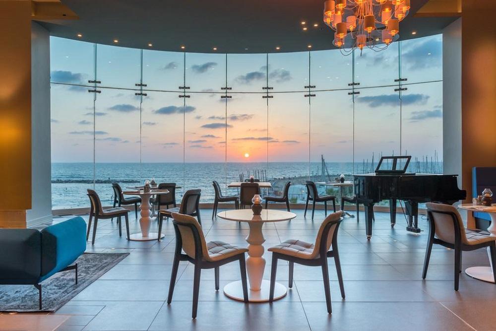 Отели Тель-Авива на берегу моря