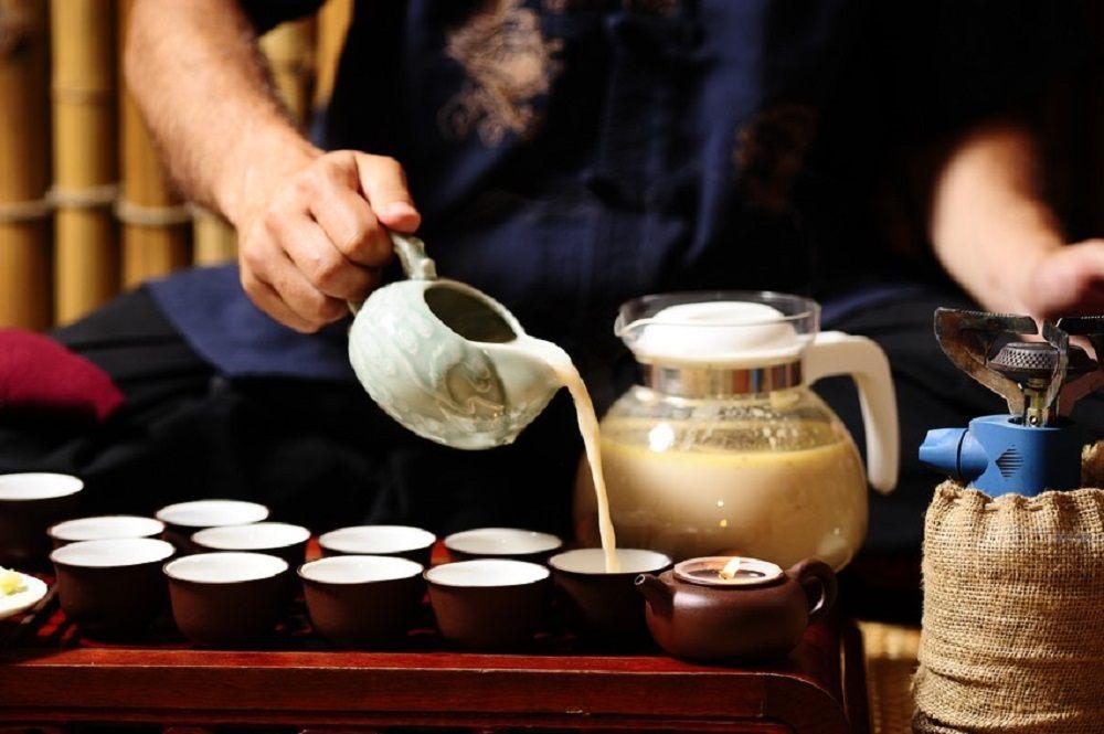 Суутай цай – монгольский чай