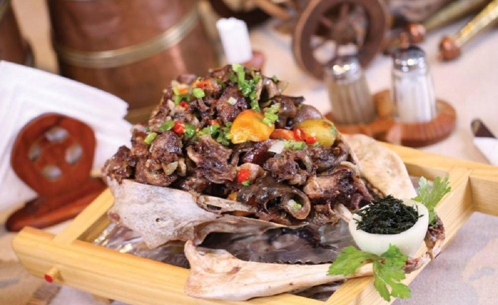 Монгольская кухня Боодог