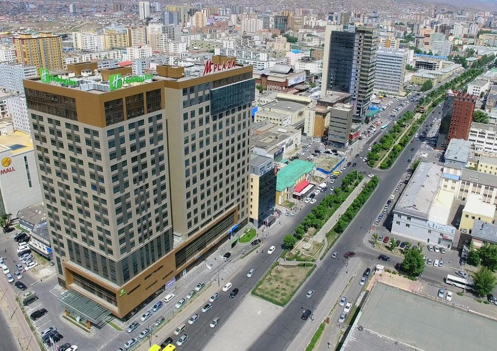 Holiday Inn Ulaanbaatar